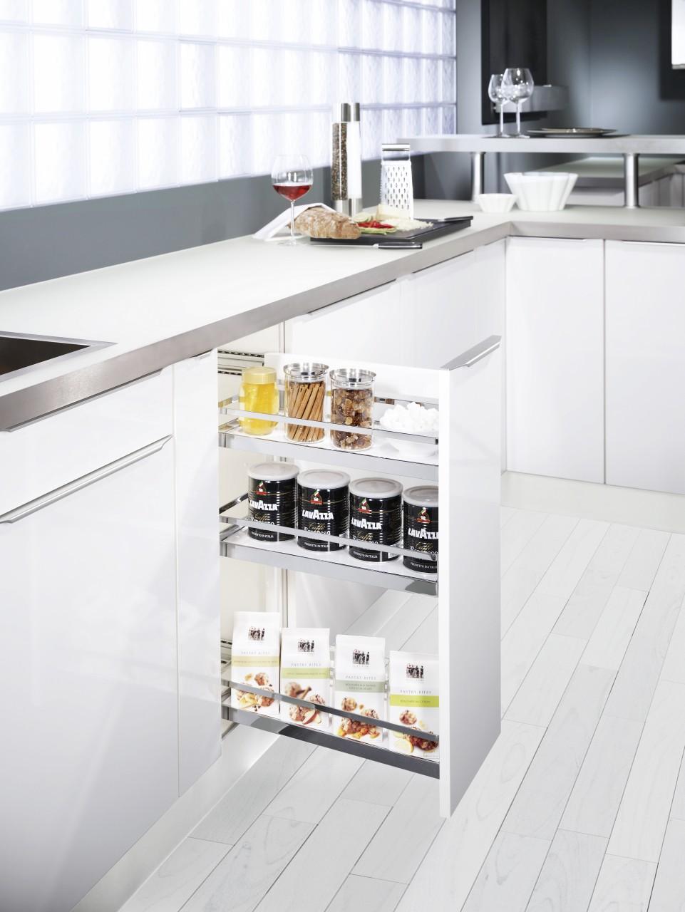 Opbergsystemen De Keukenkenners